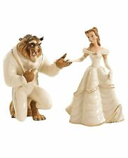 NEW Lenox Disney Beauty and The Beast My Hand My Heart Is Yours Belle Figurines