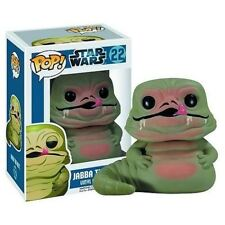 """Star Wars Jabba El Hut 3.75"""" Vinilo Bobble Head Figura POP FUNKO"""