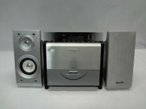 Panasonic SA-EN7 Bookshelf CD AM/FM Stereo System
