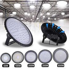 50W 100W 200W 300W 500W LED UFO High Low Bay Light Factory Warehouse Lighting