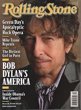 Rolling Stone May 14 2009 Bob Dylan, Mike Tyson, Green Day 070317nonDBE2