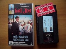 VHS - LORD JIM - con PETER O'TOOLE - ANNO 1965