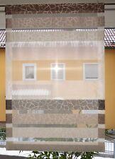 Scheibengardine Breite 37 cm x Höhe 56 cm           neu  - modern