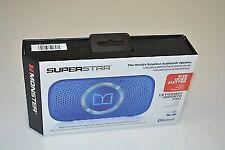 Monster Superstar Portable Bluetooth Mini Speaker Blue 129262