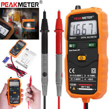 PEAKMETER PM8231 MINI Smart Auto Range Digital Multimeter Voltmeter W/ Backlight