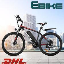 WINICE E-Bike 26 Zoll Elektrofahrrad Mountainbike 36V / 250W 21Gänge Citybike EU