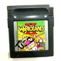 Wario Land 2 II - Game Boy Color Game - Tested, Working & Authentic!