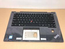 Lenovo Thinkpad X1 Yoga 2nd Palmrest Keyboard Bezel Cover Upper Case US 01HY810
