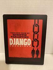 Django Unchained Steelbook (Blu-ray/DVD, Target Exclusive Bonus Disc) No Digital