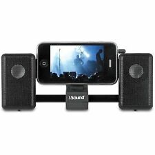 iSound Iman Portable Speaker System Mp3 Player Accessories
