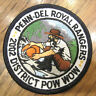 Royal Rangers Rr Uniform Patch Fishers Of Men Pen Del District Fall Camporee 07