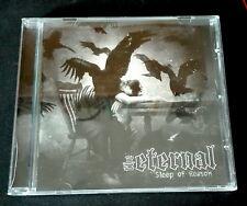 THE ETERNAL - CD - SLEEP OF REASON - ROCK GOTICO -  DOOM METAL - 11 TRACK