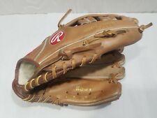 Rawlings RSG7 Soft Touch Leather Baseball Softball Glove RHT