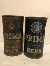 Prima Gold Medal Beer (Oi), Prima Premium Beer Flats