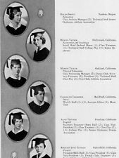 1932 Mills Women's College Yearbook~Photos~History~Literature~Drama~Graphics~++