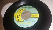 LYNN ANDERSON That's A No No / If Silence Is Golden 5021 COUNTRY 45 RECORD