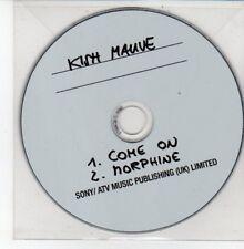 (DD713) Kish Mauve, Come On / Morphine - DJ CD