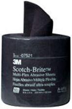 "Scotch-Brite Multi-Flex Maroon Very Fine Roll 8"" x 20ft #07521"