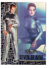 Star Trek Voyager Profiles 7 of 9 card number 5