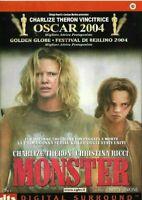 Monster - Charlize Theron Christina Ricci, 2003 - DVD, edizione noleggio