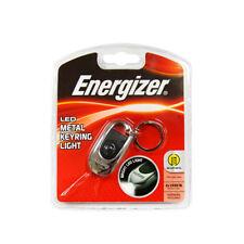 Energizer Metal Keyring Bright LED Light Portable Flashlight LED2BU2