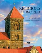 Religions Of The World by Lewis M Hopfe & Mark R Woodward (12th edition)