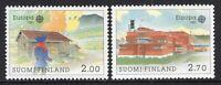 Finland #817-818 MNH CV$12.00 CEPT Europa