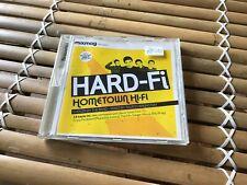 HARD-Fi 'Hometown HI-FI' mixed by DJ WRONGTOM 14 tracksMixmag CD