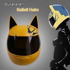 Cos Celty Sturluson Helmet Anime DuRaRaRa Helmet Cosplay Halloween Prop Mask New