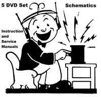 Kenwood Icom Yaesu Hammarlund  Hallicrafters Lafayette * Manuals * DVD * PDF