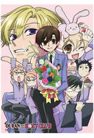 Ouran High School Host Club Wall Scroll Anime Manga NEW