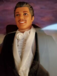 VTG 1994 Hollywood Legends Collection Ken As Rhett Butler Gone With The Wind NIB