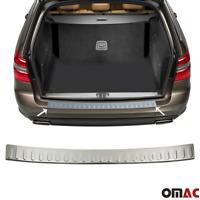 Chrome Rear Bumper Protector S.Steel For MERCEDES E CLASS S212 W212 ESTATE 2009-2016