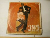Jackie And Millie ‎– Pledging My Love Vinyl LP