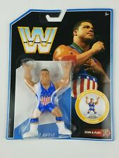 Mattel WWE Retro Series Kurt Angle Action Figure