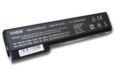 Batterie 4400mAh pour HP Compaq EliteBook 8560p 8570p