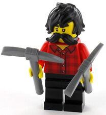 LEGO Ninjago Minifigur Cole mit 2 Hacken aus Set 71708, NEU