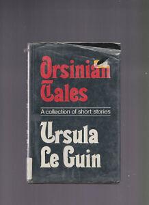 Ursula Le Guin / Orsinia 1 Orsinian Tales H/C D/J A Collection Of Short Stories
