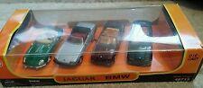 JAGUAR(1961 Cabriolet+1988 XJ-S-V12) BMW(1988+1998 M3) Diecast 48715