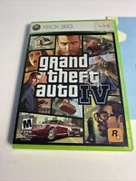 Grand Theft Auto IV - Xbox One Game - Tested With Manual And Map Free Shipping