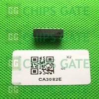 2PCS CA3082E Encapsulation:DIP,General Purpose High Current NPN Transistor