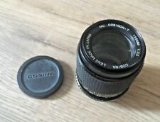 Cosina MC Cosinon - 135 mm 1:3 .5 Lente de Cámara T-hecho En Japón-Con Tapas Lente
