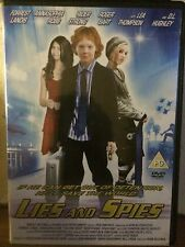 Rider Fuerte Lea Thompson lies and Spies ~ Familia Spy Comedia GB DVD