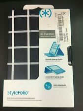 NEW  Speck StyleFolio Authentic Stand Protection Case For Apple iPad mini 2-3