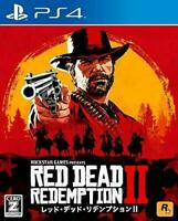 USED PS4 PlayStation 4 Red Dead Redemption 2
