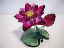 Swarovski Lotus Flower 5275716 Crystal Flowers Bnib