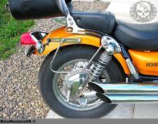 Yamaha XV 535 XV535 Virago Alforjas Barras Soportes De Soporte Alforjas Kit