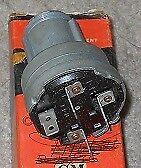NOS 1962 Chevrolet Chevy II Nova 1962 Pontiac Acadian w/PG Ignition Switch