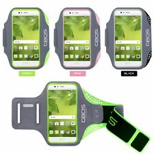 GBOS® Armband For Nokia 6 Gym Running Jogging Exercise Workout Adjustable Holder