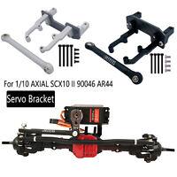 Axle Up Servo Bracket Halterung Für 1/10 Crawler AXIAL SCX10 II 90046 90047 AR44